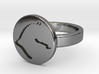 Signet Ring (TheMarketingsmith) 3d printed