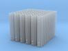 60 Dachschwellen 0e für Peco c.80 3d printed