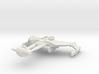 Klingon Battleship II 3d printed