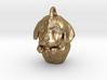 Golden Retriever Pupcake 3d printed