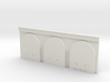 NPV03 Supporting walls 3d printed