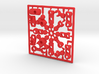 ModiBot Myke- Microfigure frame 3d printed