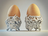Day of the Egg 3d printed