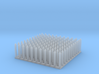 "1:24 Hex Nut-Bolt-Washer Set (Size: 0.375"") 3d printed"
