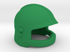 European Fire Helmet 3d printed