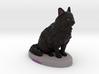 Custom Cat Figurine - Emily 3d printed