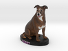 Custom Dog Figurine - Bobby 3d printed