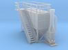 N Scale Dust Filter 3d printed