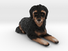 Custom Dog Figurine - Vinny 3d printed