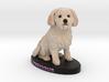 Custom Dog Figurine - Precious 3d printed