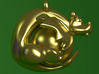 Ryu, Dragon Talisman 3d printed