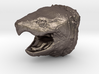 Alligator Snapping Turtle Head  3d printed