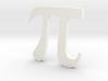 3D Printed Pi 3d printed