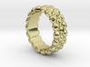 Chocolat Ring 16 - Italian Size 16 3d printed