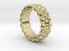 Chocolat Ring 19 - Italian Size 19 3d printed