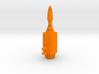 Sunlink - Wheeljacked - Cartoon Shoulder Cannon 3d printed