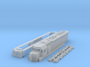 SD45 1:120 Scale 3d printed
