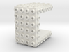 Core Brick 6x6x4 - Beta 01 3d printed