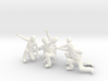 32-H0072: Carrier catapult 2 or 4 crew scale 1:32 3d printed