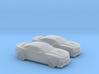 1/200 2X 2014 Chevrolet Camaro z28 3d printed