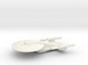 Uss Hubble 3d printed