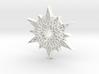 Christmas Star Ornament 3d printed