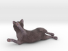 Playing Gray Chartreux 3d printed