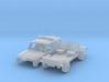 Range Rover Rijkspolitie (N 1:160) 3d printed
