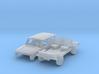 Range Rover (TT 1:120) 3d printed
