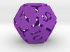 Big die 12 / d12 30mm / dice set 3d printed