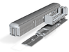 N-scale (1/160) PRR PB70 Combine 3d printed