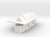 N Scale GWR  Brimscombe Railway Station 1:148 3d printed