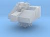 1/96 scale Cyclone Class - Rear Gun 3d printed