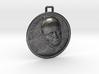 Papa Medal 3d printed