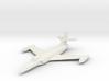 Lockheed XF-90 (In Flight/Fuel tanks) 6mm 1/285 3d printed