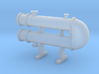 N Scale Heat Exchanger #3 3d printed