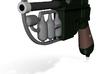Serial Green Hornet Gas Gun 3d printed