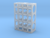 1:200 6x110cmSearchLightController 6xSecondaryGunD 3d printed