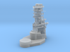 1:200 IJN Yamasiro Pagoda Mast 3d printed