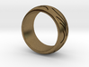 Motorcycle Low Profile Tire Tread Ring Size 9 3d printed