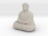 The Great Buddha At Kamakura, Japan 3d printed