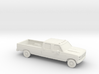 1/87 1980-86 Ford Crew Cab F350 3d printed