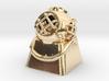 Diver Helmet (For Cherry MX Keycap) 3d printed