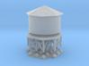CNR Hawkestone Water Tank (N-scale, 1:160) 3d printed
