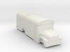 ho scale BB international 3800 school bus (short) 3d printed