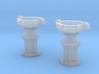 Garden vase (2x) (N 1:160) 3d printed