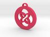TU Earing Plastic 3d printed