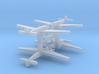 Ju 52/3mge (single) 1:900 x4 3d printed