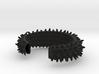 Urchin Cuff Bracelet 3d printed