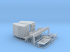 IDF 30cal-Tank Combo 3d printed M2 combopack - .30cal & external fueltanks
